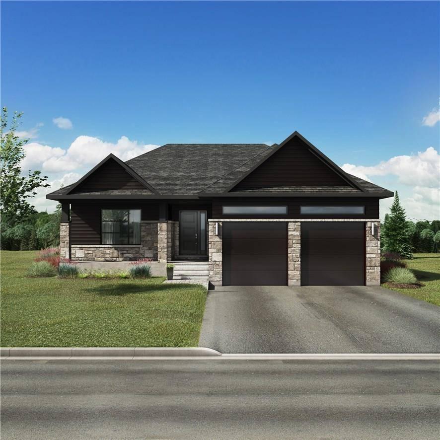 House for sale at  Cinnamon Cres Unit Lot 32 Kinburn Ontario - MLS: 1159478