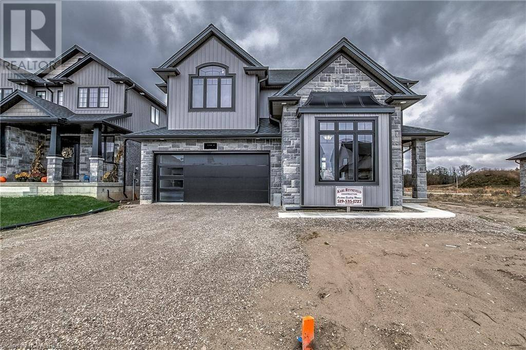House for sale at  Juniper St Unit Lot 32 Woodstock Ontario - MLS: 240164