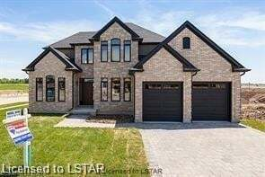 House for sale at 32 Songbird Ln Unit LOT Ilderton Ontario - MLS: 192471