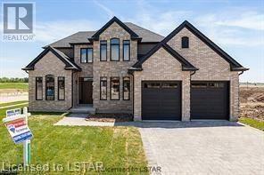 House for sale at  Songbird Ln Unit Lot 32 Ilderton Ontario - MLS: 192471