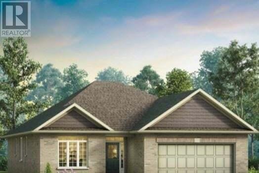 House for sale at 32 Walker Dr Unit LOT Port Elgin Ontario - MLS: 258215