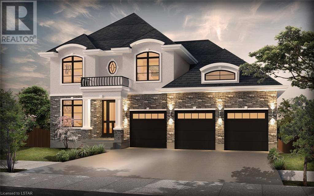 House for sale at  Songbird Ln Unit Lot 32b Ilderton Ontario - MLS: 230903