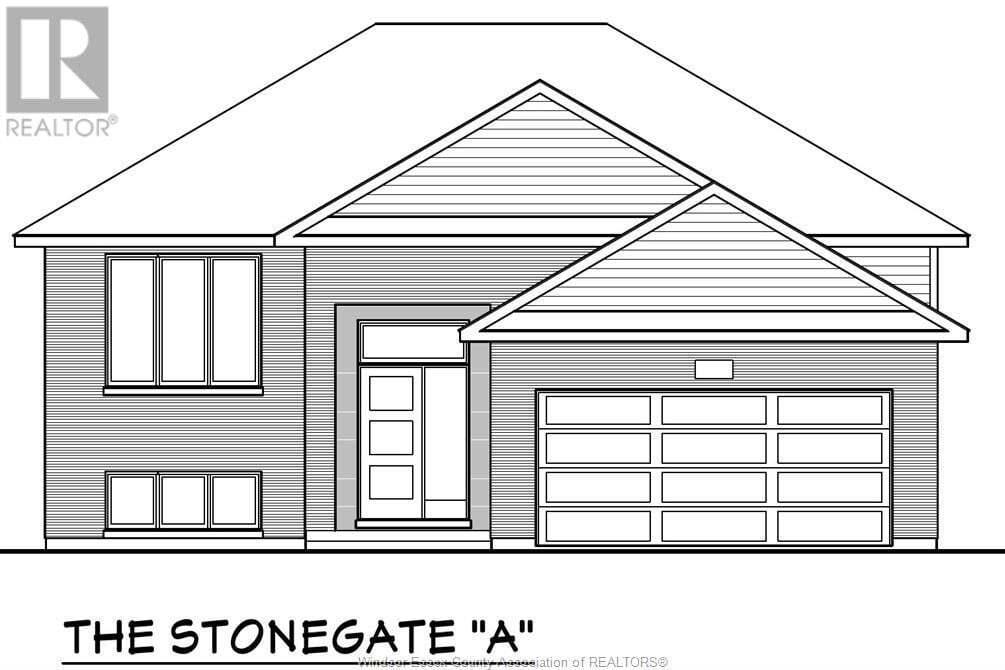 House for sale at LOT 33 Davis St Amherstburg Ontario - MLS: 20014071