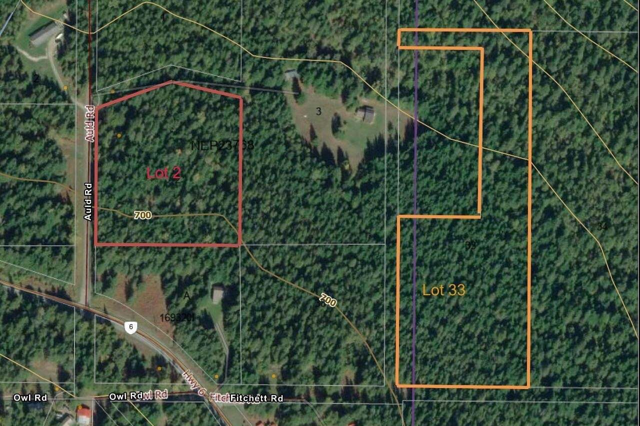 Residential property for sale at 33 Fitchett Rd Unit LOT New Denver British Columbia - MLS: 2454345