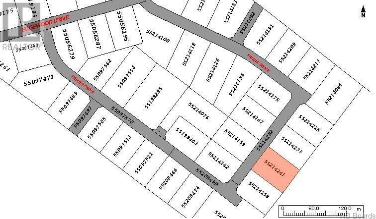 Residential property for sale at  Friars Dr Unit Lot 33 Baxters Corner New Brunswick - MLS: NB042712