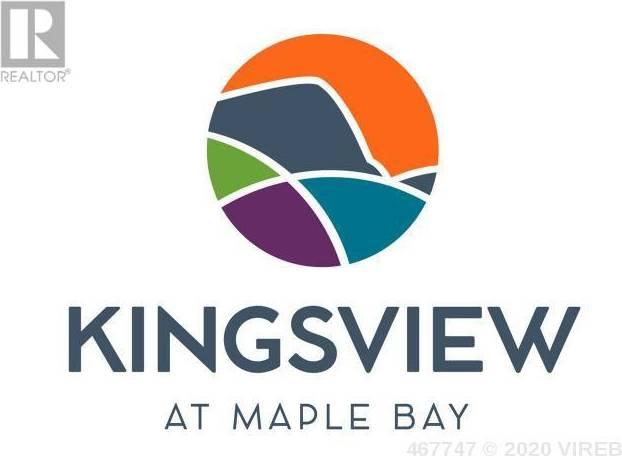 Home for sale at  Highwood Dr Unit Lot 33 Duncan British Columbia - MLS: 467747