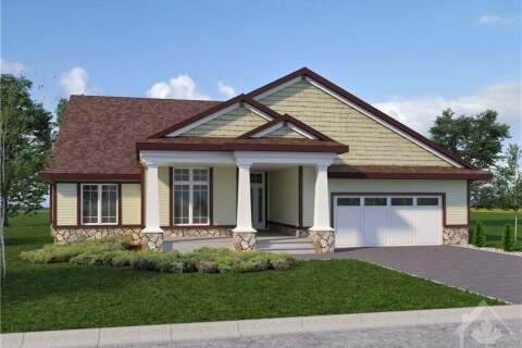 House for sale at LOT 33 Maplestone Dr Kemptville Ontario - MLS: 1215583
