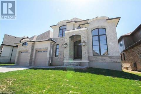 House for sale at  Silver Creek Cres Unit Lot 33 London Ontario - MLS: 192107
