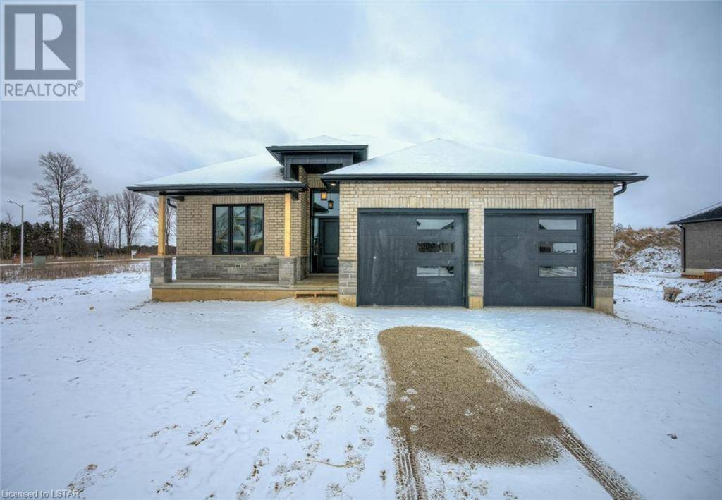 House for sale at  Collins Wy Unit Lot 34 Strathroy Ontario - MLS: 242923