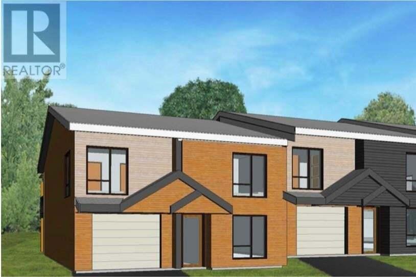 Townhouse for sale at 34 Crossfield Rdge Unit LOT Middle Sackville Nova Scotia - MLS: 202014900
