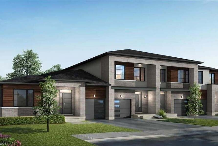 Townhouse for sale at LOT 34 River Rd Cambridge Ontario - MLS: 30822452