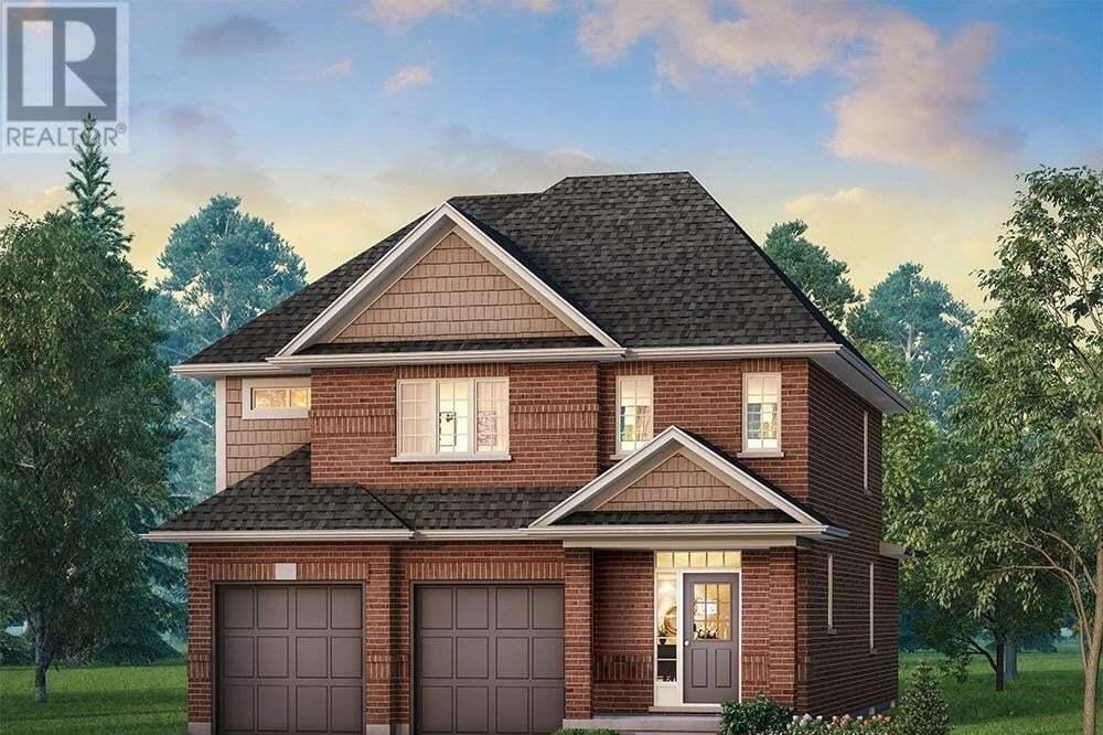 House for sale at 34 Walker Dr Unit LOT Port Elgin Ontario - MLS: 258243