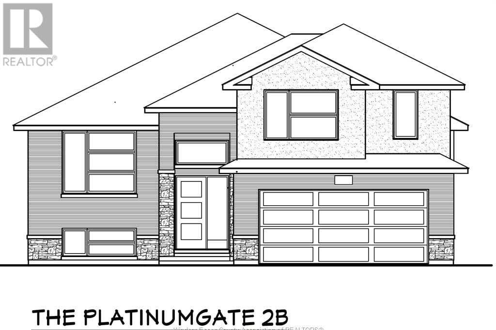 House for sale at LOT 35 Davis  Amherstburg Ontario - MLS: 20014074
