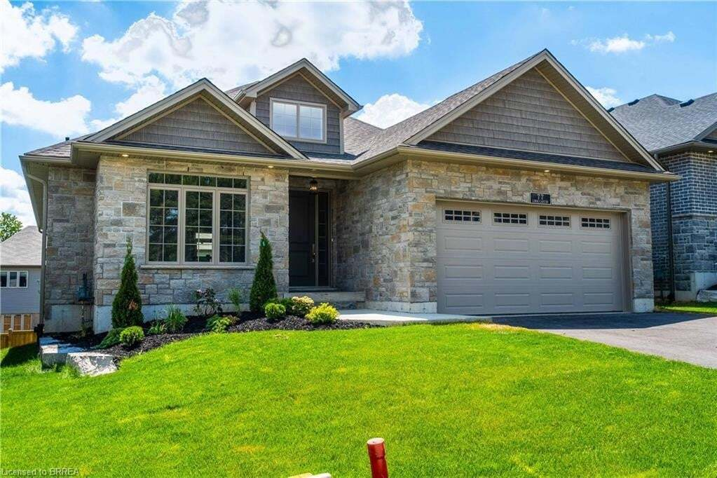 House for sale at Lot 36 Lorne Card Dr Paris Ontario - MLS: 30824679