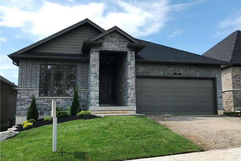 House for sale at Lot 37 Lorne Card Dr Paris Ontario - MLS: 30810709