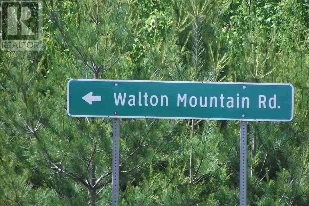Home for sale at 38 Walton's Mountain Rd Unit LOT Lower Branch Nova Scotia - MLS: 201916702