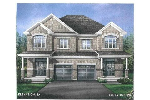 Townhouse for sale at Lot 38R Great Falls Blvd Hamilton Ontario - MLS: X4966312