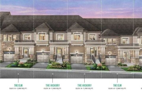 Townhouse for sale at 503 Garner Rd Unit Lot 39 Hamilton Ontario - MLS: X4990518