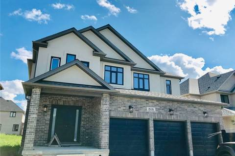 House for sale at 818 Zaifman Circ Unit Lot 39 London Ontario - MLS: X4585277