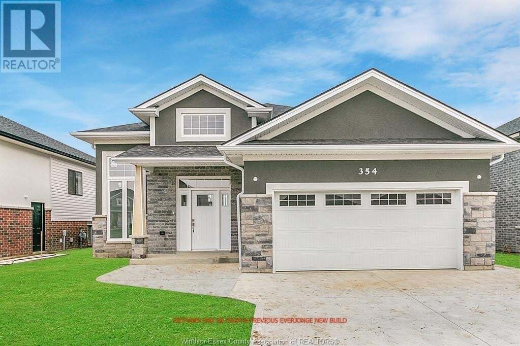 House for sale at LOT 39 Davis  Amherstburg Ontario - MLS: 20010505