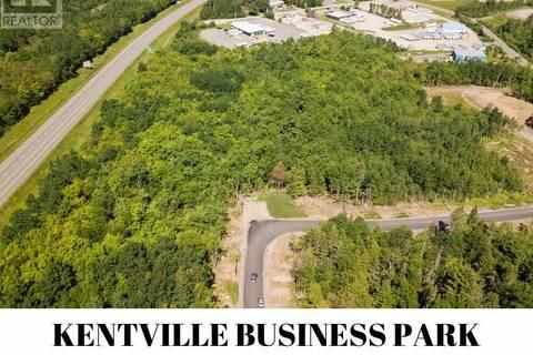 Residential property for sale at    E Unit Lot 3g Kentville Nova Scotia - MLS: 201921646