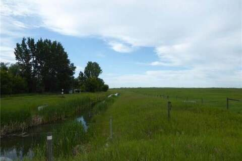Residential property for sale at LOT 4 817 Wheatland Tr  Strathmore Alberta - MLS: C4302488