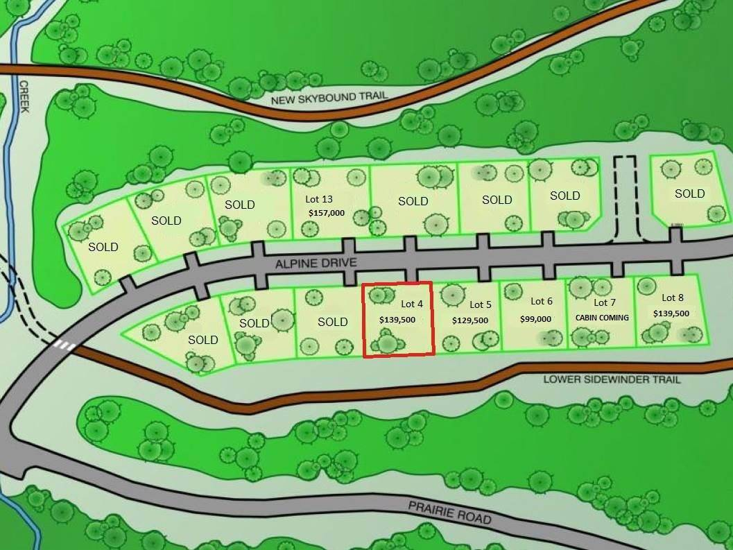 Residential property for sale at  Alpine Wy Unit Lot 4 Smithers British Columbia - MLS: R2389388