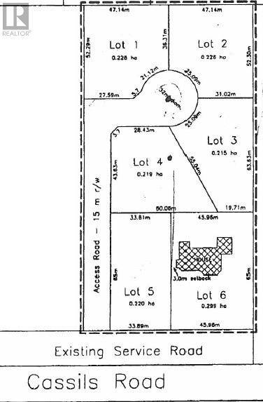Residential property for sale at  Cassils Rd Unit Lot 4 Brooks Alberta - MLS: sc0090777