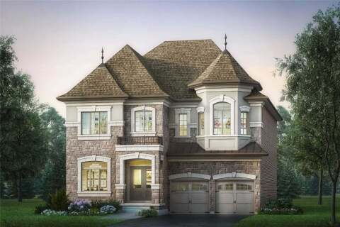 House for sale at Lot 4 Clayton Tr Oakville Ontario - MLS: W4840914