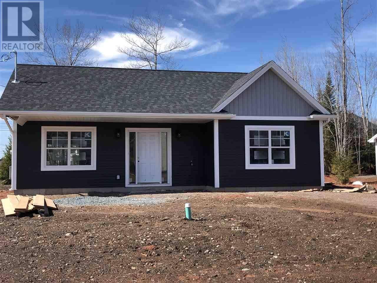House for sale at  Cornerstone Dr Unit Lot 4 Valley Nova Scotia - MLS: 201922575