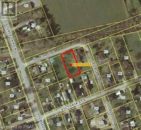 Residential property for sale at  Elm St Unit Lot 4 Omemee Ontario - MLS: 168668