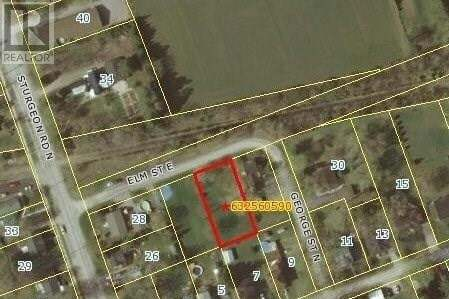 Residential property for sale at 4 Elm St Unit LOT Omemee Ontario - MLS: 259648