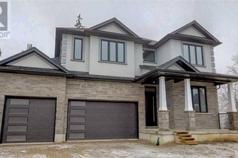 House for sale at  Jennifers Tr Unit Lot 4 Thorndale Ontario - MLS: 177300