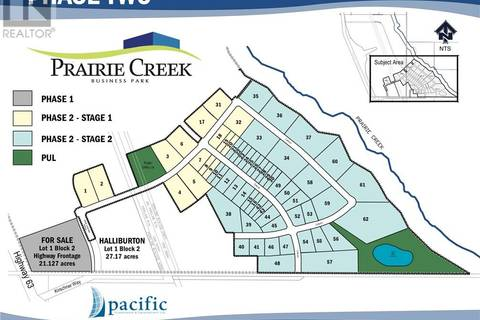 Residential property for sale at  Kirschner Rd Unit Lot 4 Fort Mcmurray Alberta - MLS: fm0181254