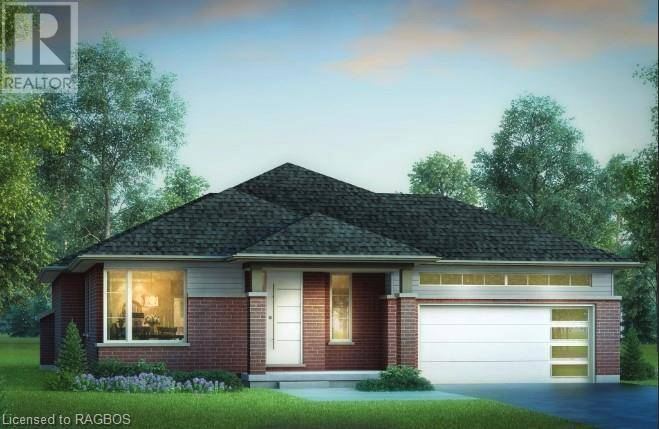 House for sale at  Normanton St Unit Lot 4 Port Elgin Ontario - MLS: 226662