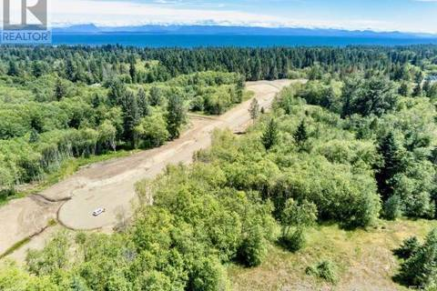 Home for sale at  Oyster River Wy Unit Lot 4 Black Creek British Columbia - MLS: 456850