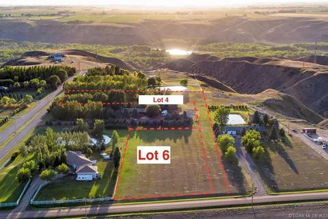 Residential property for sale at 0 Range Road 214a  Rural Lethbridge County Alberta - MLS: LD0181551