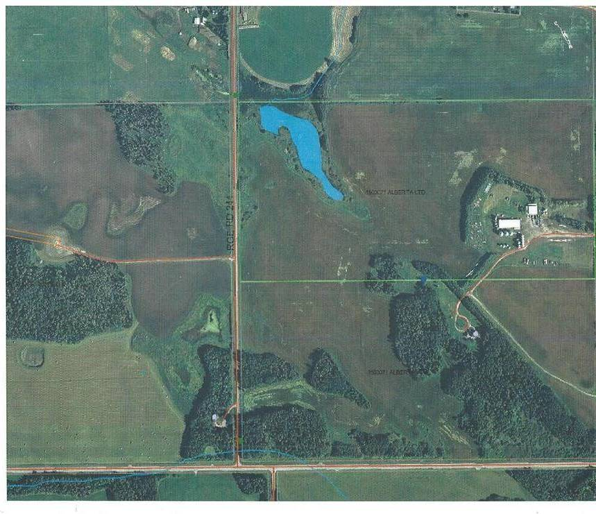Residential property for sale at  Rge. Rd Unit Lot 4 Rural Wetaskiwin County Alberta - MLS: E4155921