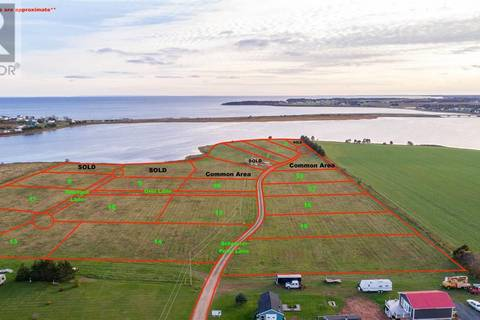 Residential property for sale at  Schooner Point Ln Unit Lot 4 Souris River Prince Edward Island - MLS: 201923750