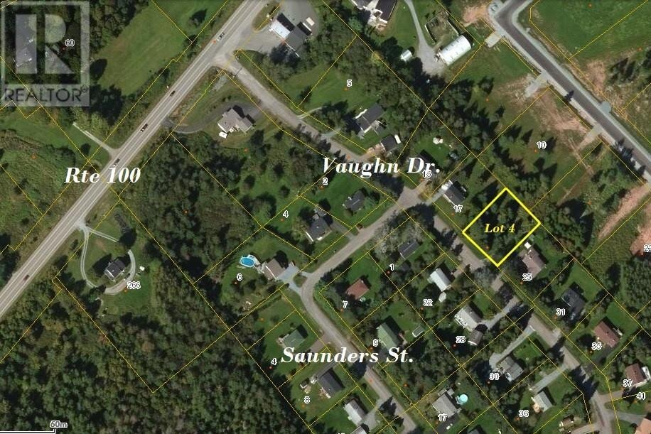 Residential property for sale at 4 Vaughan Dr Unit LOT Nauwigewauk New Brunswick - MLS: NB033072