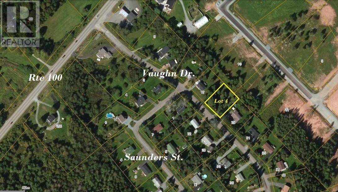 Residential property for sale at  Vaughan Dr Unit Lot 4 Nauwigewauk New Brunswick - MLS: NB033072