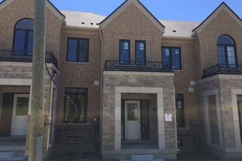 Townhouse for sale at 305 Bloomington Rd Unit Lot 41 Richmond Hill Ontario - MLS: N4473578