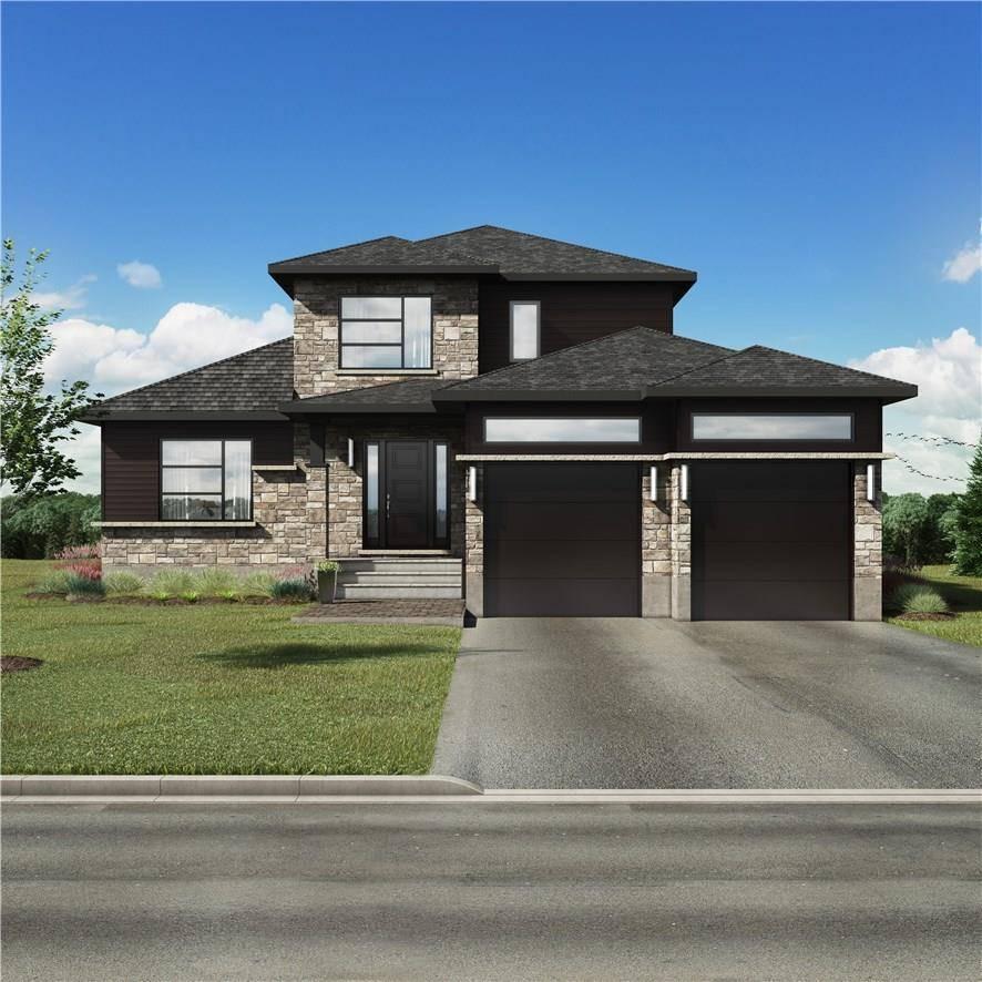 House for sale at  Cinnamon Cres Unit Lot 41 Kinburn Ontario - MLS: 1159499