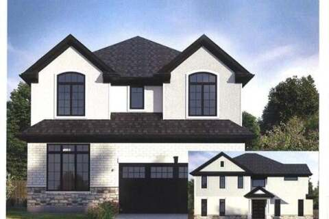 House for sale at LOT 42 Middleton Ave London Ontario - MLS: 40024589