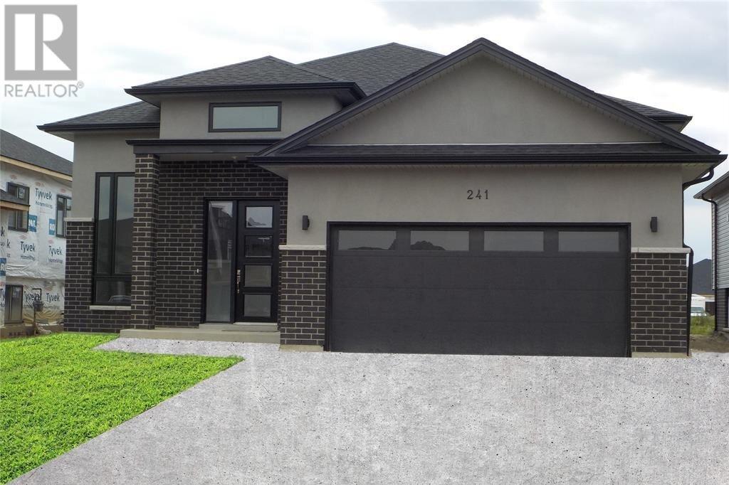 House for sale at LOT 44 Davis  Amherstburg Ontario - MLS: 20011529