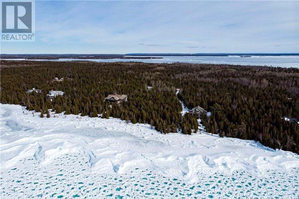 Home for sale at 45 Greenough Point Rd Unit LOT Northern Bruce Peninsula Ontario - MLS: 246694