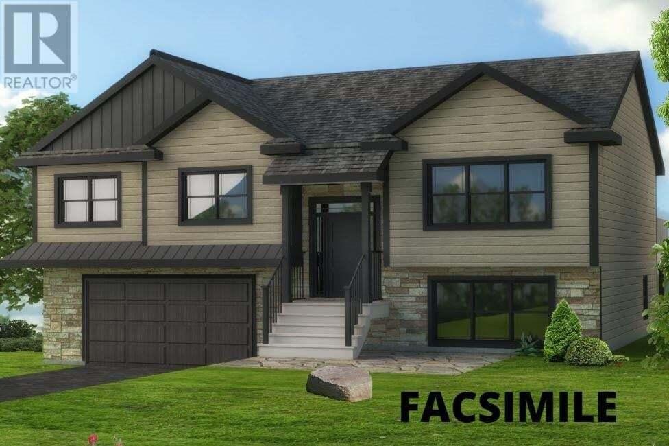 House for sale at 463 99 Blush Dr Unit LOT Middle Sackville Nova Scotia - MLS: 202002565