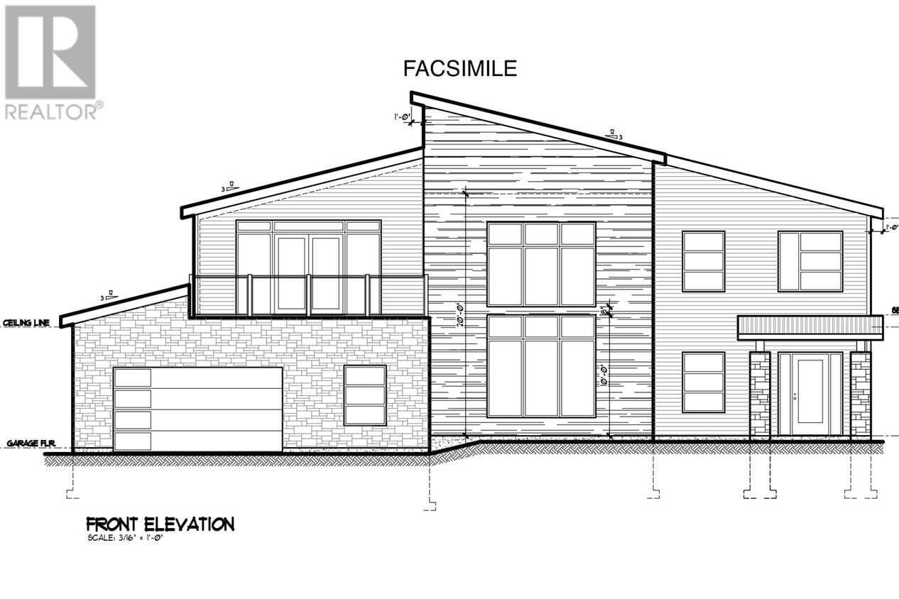 House for sale at 465 117 Blush Ct Unit LOT Middle Sackville Nova Scotia - MLS: 202020289