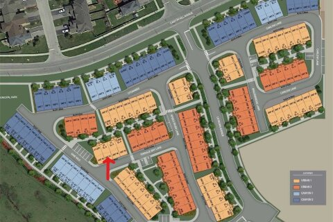 Townhouse for sale at Lot 47 Canyon Hill Ave Richmond Hill Ontario - MLS: N5086040