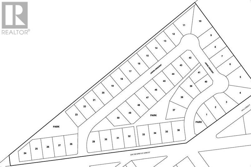 Residential property for sale at 47 Jarvis Cres Unit LOT Taylor British Columbia - MLS: R2509950